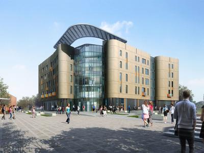 New Allam Medical Building Opens